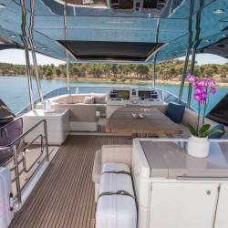 5weeks monte carlo 66 fly 8 pax motor yacht sibenik 20