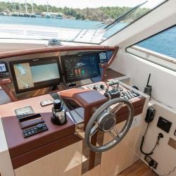 5weeks monte carlo 66 fly 8 pax motor yacht sibenik 32
