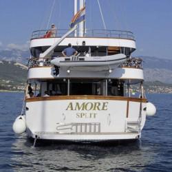 Amore 19 cabins 40 pax Trogir 12
