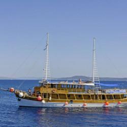 Aneta 15 cabins 32 pax Trogir 19