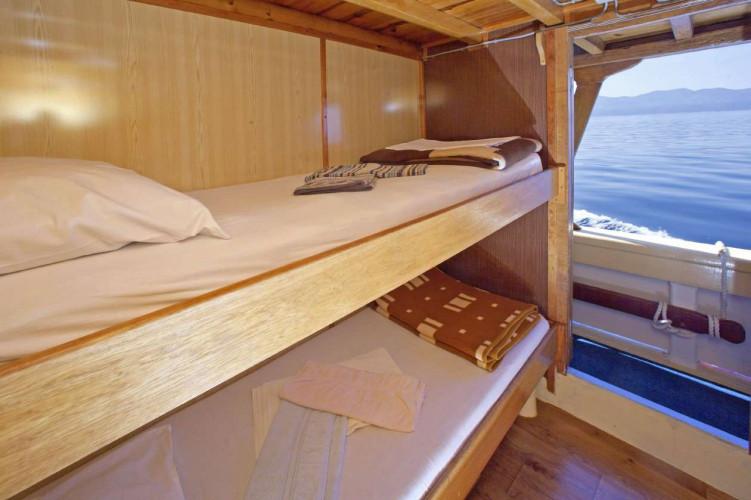 Aneta 15 cabins 32 pax Trogir 48