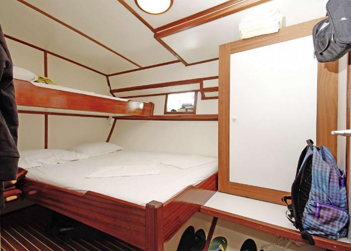 Aneta 15 cabins 32 pax Trogir 50