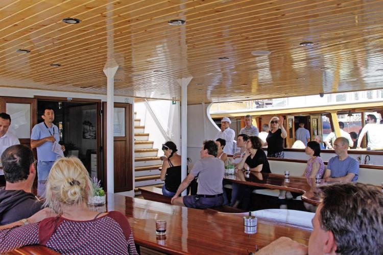 Aria Rijeka 18 cabins 33 pax 23