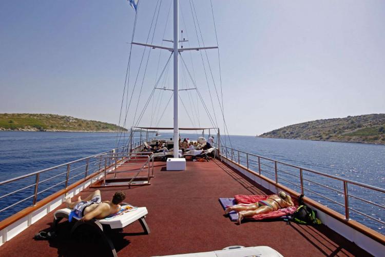 Carpe Diem 17 cabins 35 pax Zadar 19