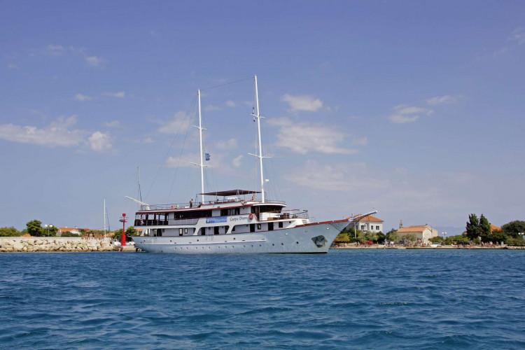 Carpe Diem 17 cabins 35 pax Zadar 2