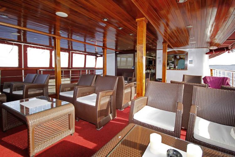 Carpe Diem 17 cabins 35 pax Zadar 20