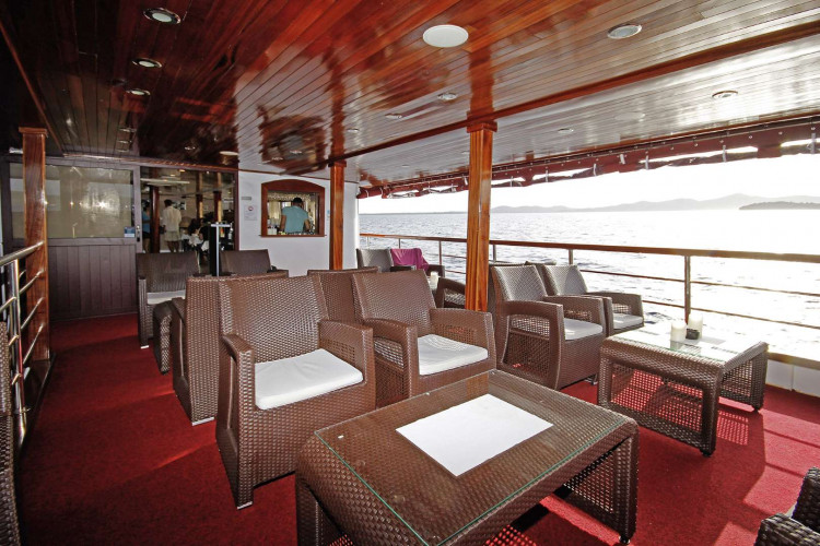 Carpe Diem 17 cabins 35 pax Zadar 21