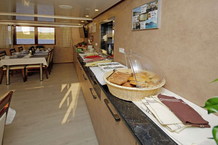 Carpe Diem 17 cabins 35 pax Zadar 28
