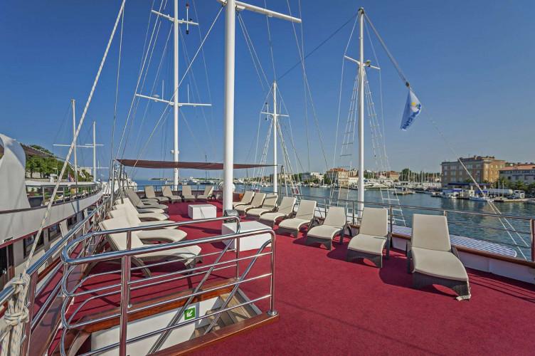 Carpe Diem 17 cabins 35 pax Zadar 8