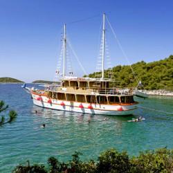 Dalmatino 13 cabins 26 pax Zadar 13