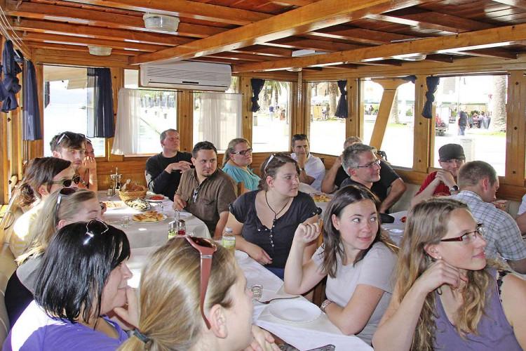Dalmatino 13 cabins 26 pax Zadar 19