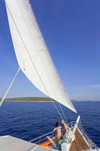 Dalmatino 13 cabins 26 pax Zadar 24