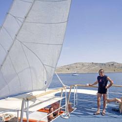 Dalmatino 13 cabins 26 pax Zadar 26