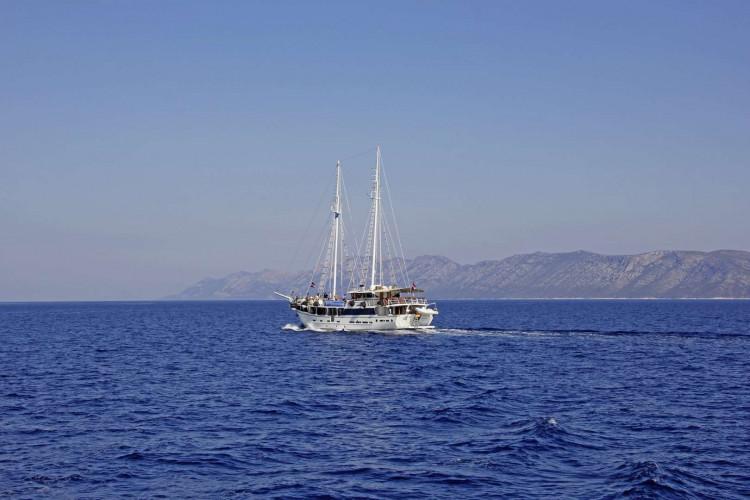 Kapetan Kuka 34pax 13cabins Rijeka 14
