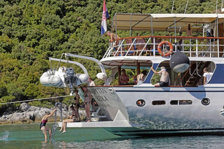 Kapetan Kuka 34pax 13cabins Rijeka 25