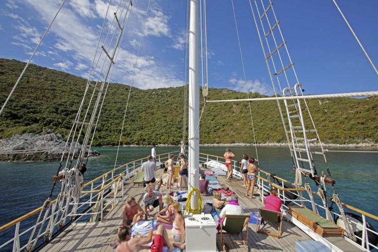 Kapetan Kuka 34pax 13cabins Rijeka 31