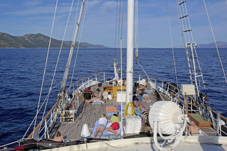 Kapetan Kuka 34pax 13cabins Rijeka 32