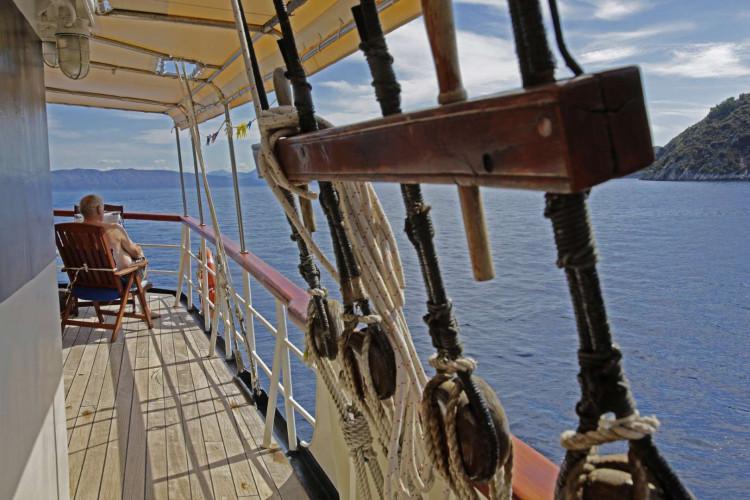 Kapetan Kuka 34pax 13cabins Rijeka 43