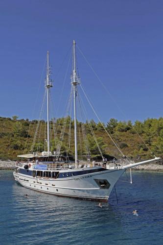 Kapetan Kuka 34pax 13cabins Rijeka 5