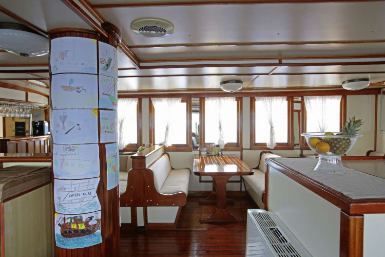 Kapetan Kuka 34pax 13cabins Rijeka 50