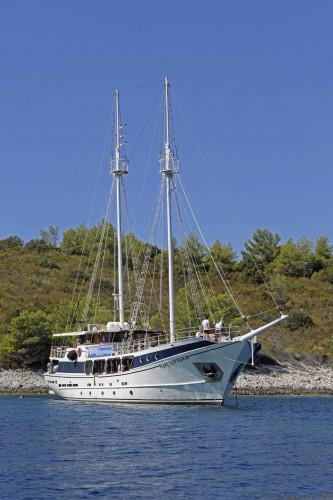 Kapetan Kuka 34pax 13cabins Rijeka 6