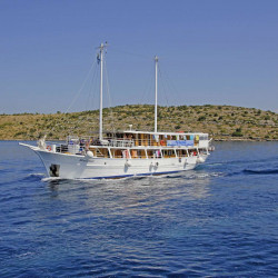 Kazimir 15 cabins 36 pax Zadar 1