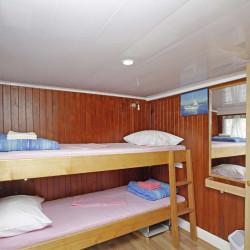 Kazimir 15 cabins 36 pax Zadar 24