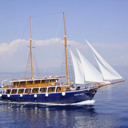 Kruna Mora 16 cabins 35 pax Zadar 1