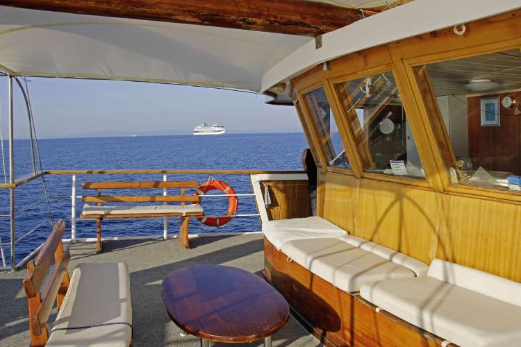 Kruna Mora 16 cabins 35 pax Zadar 13