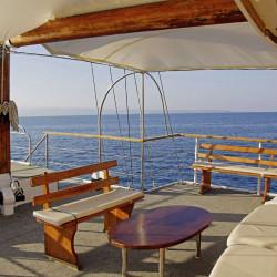 Kruna Mora 16 cabins 35 pax Zadar 14