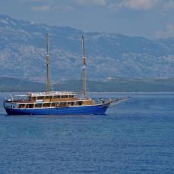 Kruna Mora 16 cabins 35 pax Zadar 2