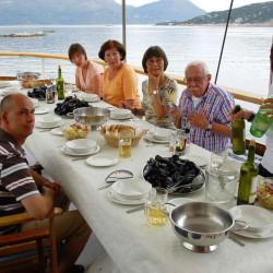 Kruna Mora 16 cabins 35 pax Zadar 20