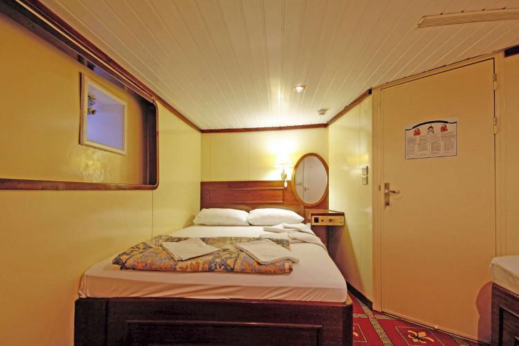 Kruna Mora 16 cabins 35 pax Zadar 39