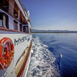 Mystic 19 cabins 40 pax Trogir 30