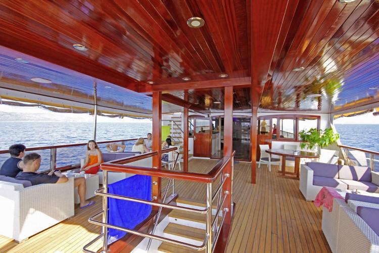 Mystic 19 cabins 40 pax Trogir 44