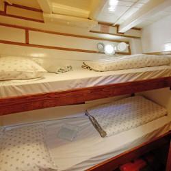 Orkan 10 cabins 20 pax Trogir 26