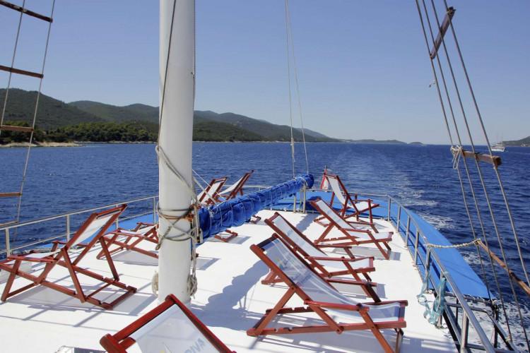 Otac Ivan 17 cabins 3 pax Trogir 28