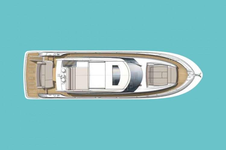Prestige 550S Atonika 7pax Sibenik motor yacht 2