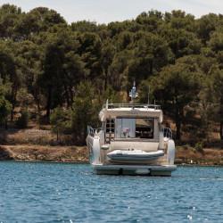 Prestige 550S Atonika 7pax Sibenik motor yacht 25