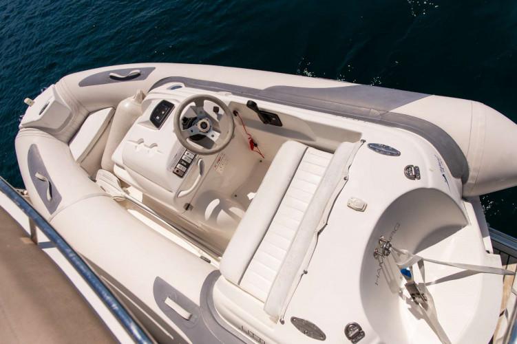 Prestige 550S Atonika 7pax Sibenik motor yacht 30