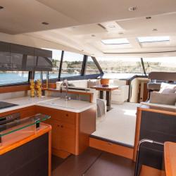 Prestige 550S Atonika 7pax Sibenik motor yacht 33