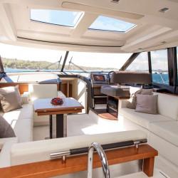 Prestige 550S Atonika 7pax Sibenik motor yacht 34