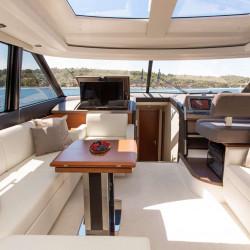 Prestige 550S Atonika 7pax Sibenik motor yacht 36