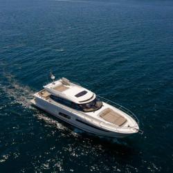 Prestige 550S Atonika 7pax Sibenik motor yacht 4