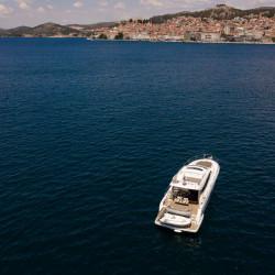 Prestige 550S Atonika 7pax Sibenik motor yacht 5
