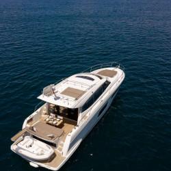Prestige 550S Atonika 7pax Sibenik motor yacht 6