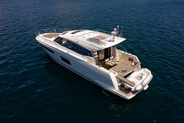 Prestige 550S Atonika 7pax Sibenik motor yacht 7