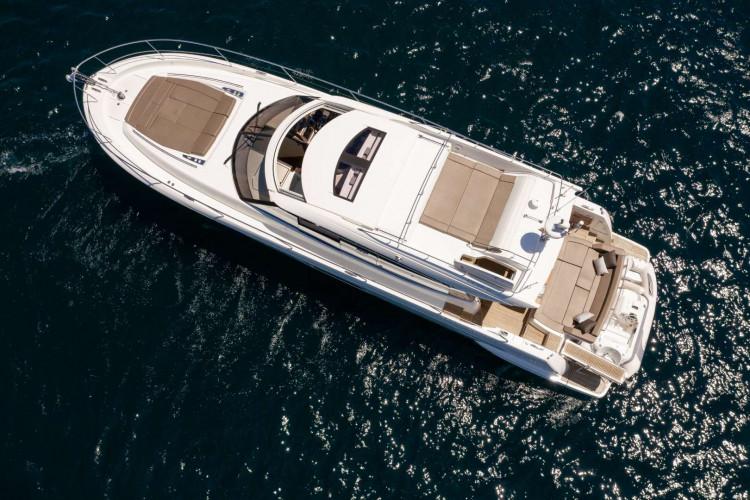 Prestige 550S Atonika 7pax Sibenik motor yacht 8