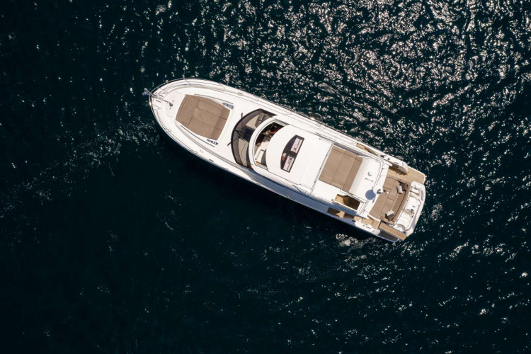 Prestige 550S Atonika 7pax Sibenik motor yacht 9