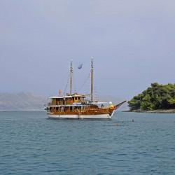 Ribic 10 cabins 20 pax Trogir 6